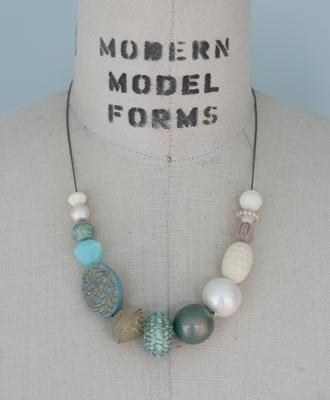 Market Day Vintage Necklace