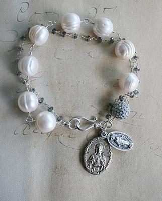 The Saints Bracelet