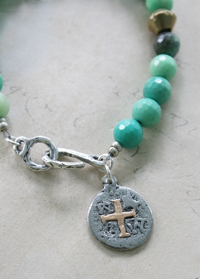 The Pieces of Eight Bracelet