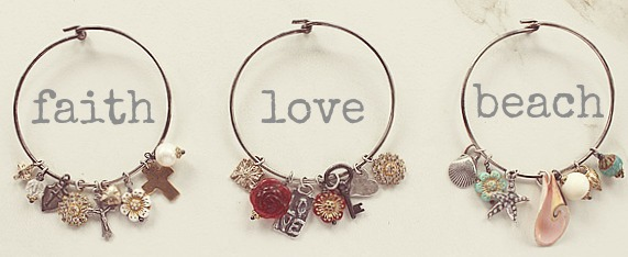 Charmed Bracelets - Faith LOVE Beach