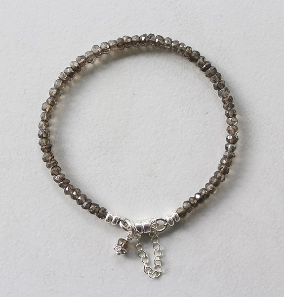 Fall Skinny Bracelets - Pick your Stone