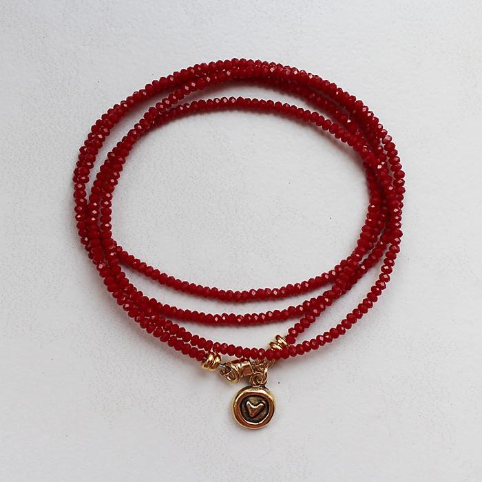 Fall Quad Wrap Bracelets - Choose your Color