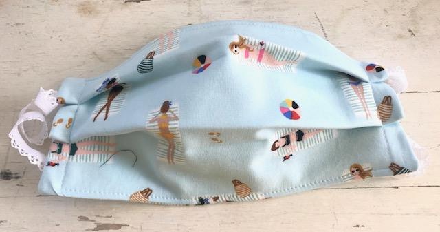 Cloth Protection Mask - Rifle Paper Company Fabrics