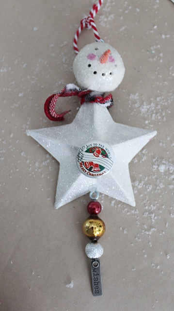 Holiday POP-UP - Star Ornament