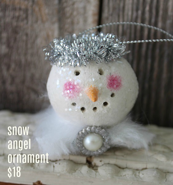 Snowqueen Ornament