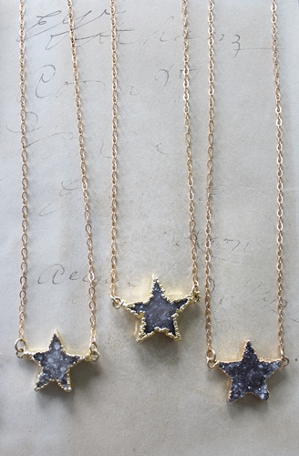 The Holiday Star Necklace
