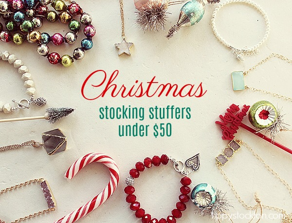 Stocking Stuffers - Gifts under $50