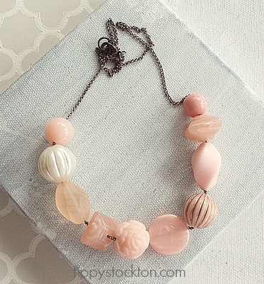 Market Day Vintage - Pink