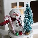 Holiday POP-UP - Round Treat Box